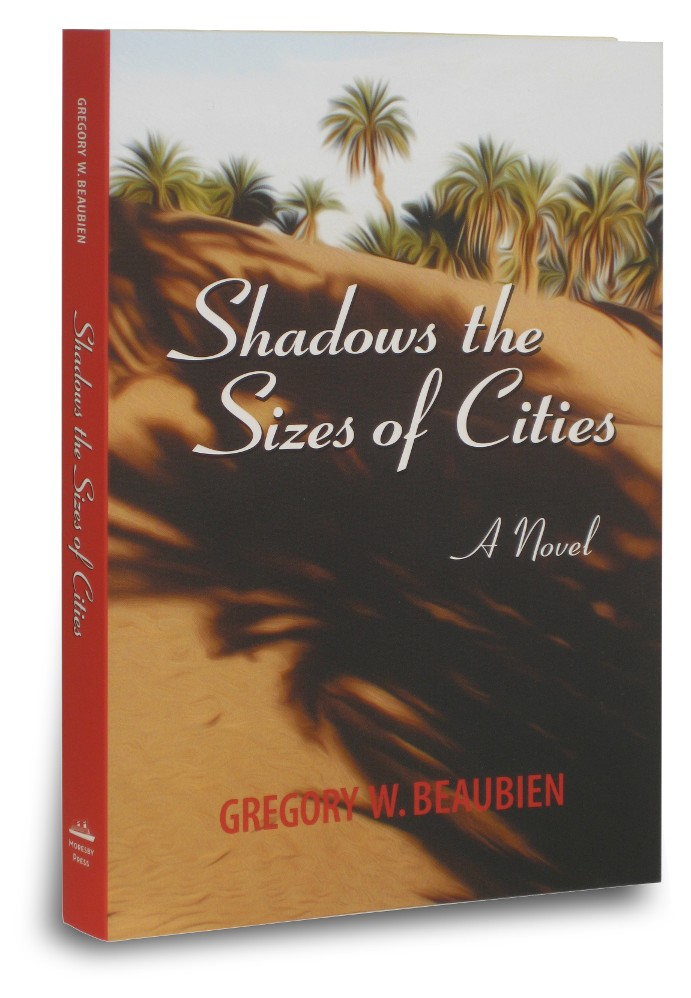 Best books to read in Morocco, 'Shadows the Sizes of Cities A Novel' by author Gregory W Beaubien