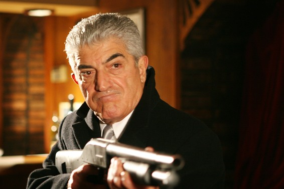 Frank Vincent in the movie Chicago Overcoat