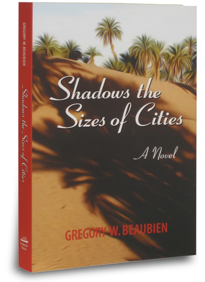 Best books to read in Morocco, mystery thriller novel 'Shadows the Sizes of Cities' author Gregory W Beaubien