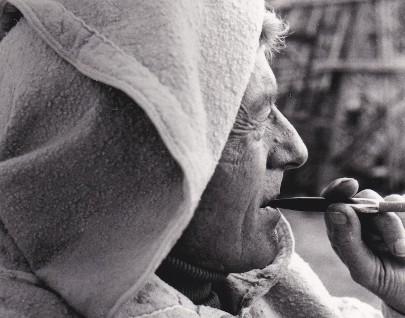 Paul Bowles in Tangier Morocco